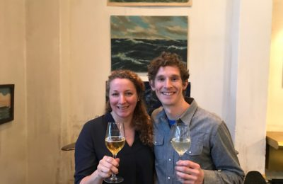Swiss Wine Gourmet Cécile Richards – Patrick Switzer